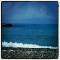 Photo taken at Lungomare San Francesco di Paola by Claudia on 8/12/2013