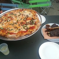 Photo taken at Ruthie's Bar-B-Q & Pizza by Angela L. on 7/19/2013