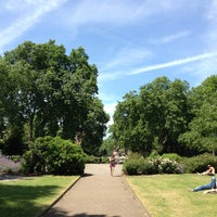 Photo taken at Bloomsbury Square by Glendale on 6/30/2013