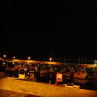 Photo taken at Porto di Roccella Ionica by Maria Elena B. on 5/19/2013