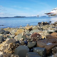 Photo taken at Icy Srait Point by Krista M. on 8/4/2016