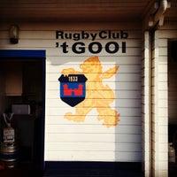 Photo taken at Rugbyclub 't Gooi by Bart van M. on 3/12/2016