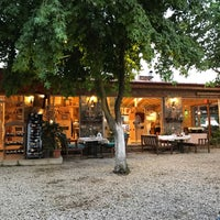 Photo taken at Fethiye Kayaköy Yalçın Restaurant by Emrah G. on 7/6/2017