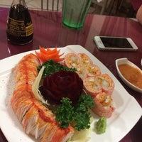 Photo taken at Fuji Sushi House by Justin B. on 12/21/2013