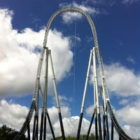 Photo taken at Thorpe Park by Guillermo A. on 6/15/2013