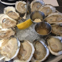 Photo taken at Rappahanock Oyster Bar by Abby on 1/13/2013