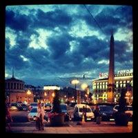 Foto tomada en Estación de Moscú por Ольга К. el 7/7/2013