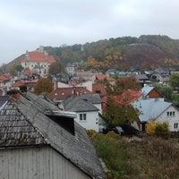 Photo taken at Klasztor OO. Franciszkanów- Reformatorów by MartaDi W. on 10/12/2013