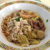 Photo taken at Hill Street Tai Hwa Pork Noodle by Myke L. on 6/29/2013