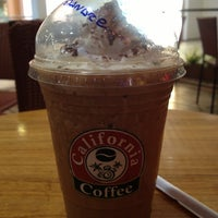 Photo taken at California Coffee by Alexandre D. on 1/1/2013