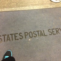 Photo taken at United States Post Office - Williamsbridge Station by Shazeeda S. on 4/29/2013