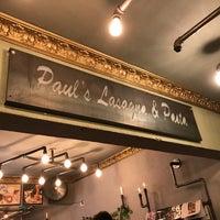 5/20/2018にGaye D.がPaul's Lasagneで撮った写真