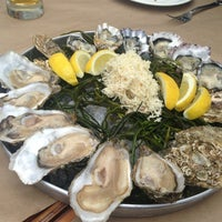 Photo taken at Cool City Oyster Yard by Jon G. on 6/13/2013