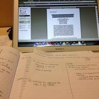 Снимок сделан в The Learning Grid пользователем Phing T. 11/6/2013