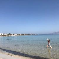 Photo taken at Santa Maria Beach by Nubia V. on 9/18/2017