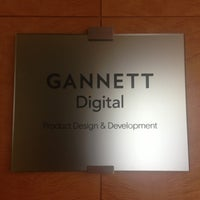 Photo taken at Gannett Digital by Chad S. on 7/22/2013
