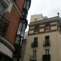 Photo taken at Calle Cardenal Cisneros by ISA70 on 4/21/2014