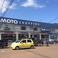 Photo taken at Motoshopping by Charles A. on 4/16/2013