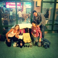 Photo taken at Kamil Koç by Feyza A. on 9/23/2013