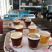 Photo taken at Slippery Pig Brewery by Alan L. on 6/6/2017