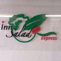 Photo taken at Inn Salad by Racso P. on 5/4/2013