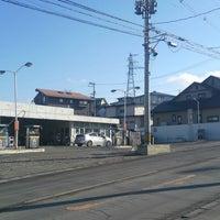 Photo taken at 前田石油販売 中居林SS by えいしゅー on 12/24/2013