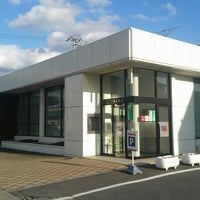 Photo taken at 青森銀行 石堂支店 by えいしゅー on 12/1/2013