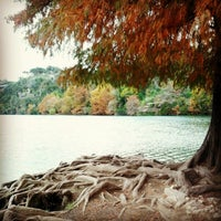 Photo taken at Red Bud Isle by Lauren R. on 11/23/2012
