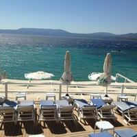9/1/2013 tarihinde Canan U.ziyaretçi tarafından Mukka Beach Club'de çekilen fotoğraf