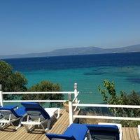 6/9/2013 tarihinde Canan U.ziyaretçi tarafından Mukka Beach Club'de çekilen fotoğraf