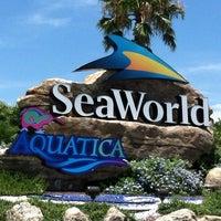 Photo taken at SeaWorld San Antonio by Susan W. on 7/12/2013