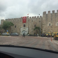 Photo taken at Kuşadası City Center by Aytac H. on 10/30/2014