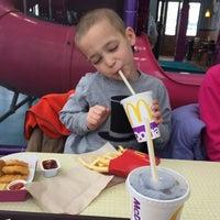 Photo taken at McDonald's by Kristen J. on 3/13/2017