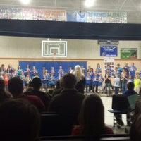 Photo taken at Pioneer Intermediate school by Lawrence R. on 11/5/2013