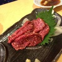 Photo taken at 浅草居酒屋 たけ。 by Hiroyuki N. on 7/16/2013