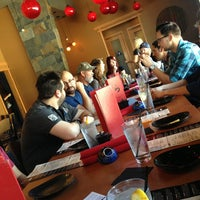 Photo taken at RA Sushi Bar Restaurant by Brandon B. on 8/8/2013