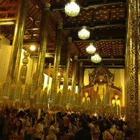 Photo taken at Wat Chedi Luang Varavihara by Yoottapop D. on 6/9/2013