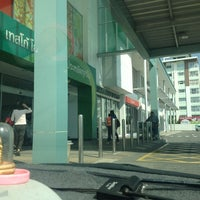 Photo taken at Plus Shopping Mall by PATHOMPORN P. on 12/25/2012