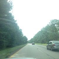 Photo taken at I-26 by Jennifer R. on 7/7/2013