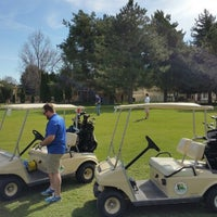 Photo taken at Eagle Hills Golf Course by Andrew L. on 3/20/2015