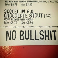 Photo taken at Scofflaw Brewing Co. by James D. on 1/20/2018