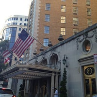 Photo taken at The Mayflower Hotel, Autograph Collection by Amanda R. on 7/6/2013