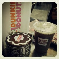 Photo taken at Dunkin Donuts by Julii S. on 6/20/2013