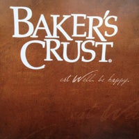 Photo taken at Baker's Crust by Jay W. on 8/5/2014