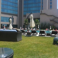 Photo taken at Erbil Rotana Hotel by Eleni F. on 6/21/2013