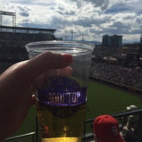 Photo taken at The Rooftop @ Coors Field by J on 9/6/2015
