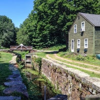 Photo taken at Lock 12 Historical Park by Jack M. on 7/10/2014
