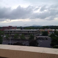 Photo taken at Crowne Plaza Pittsfield-Berkshires by Christopher C. on 7/14/2014