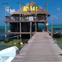 Photo taken at Palapa Bar & Grill by Ismael B. on 4/26/2013