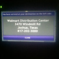 Photo taken at Walmart DC 6064 by Joshua A. on 4/2/2014